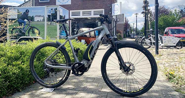 elektrische mountainbike huren e atb zutphen
