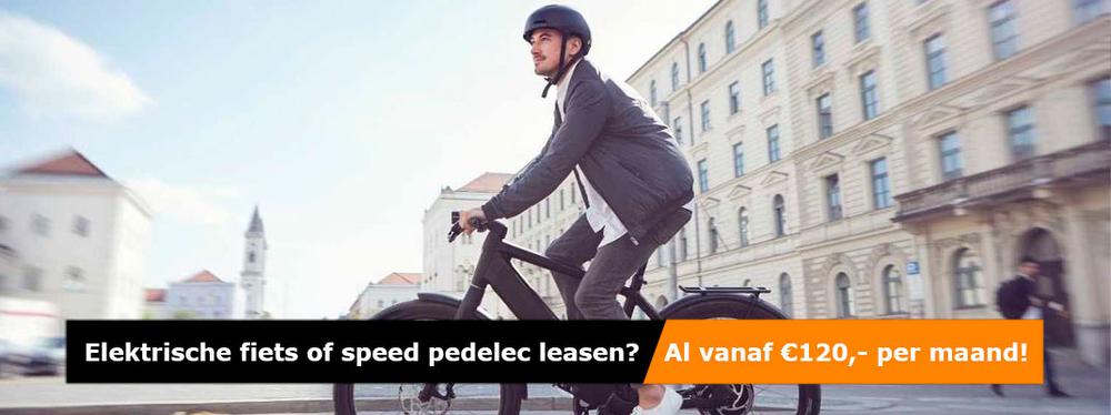 Stromer speed pedelec elektrische fiets leasen