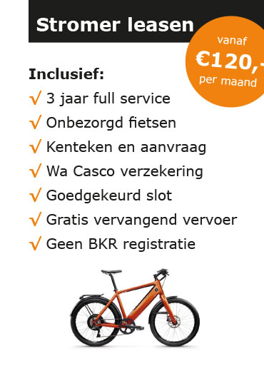 Stromer speed pedelec leasen