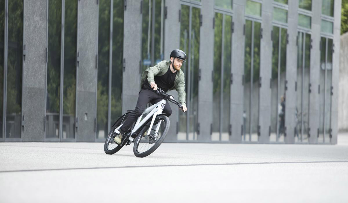 Stromer ST3 speed pedelec