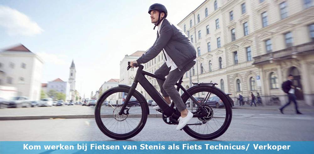 Vacature Fiets Technicus / Fiets verkoper
