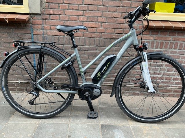 Ghost Ebike Bosch dames 53 midstep