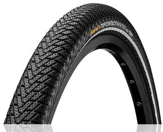 Continental Top Contact Winter II Premium