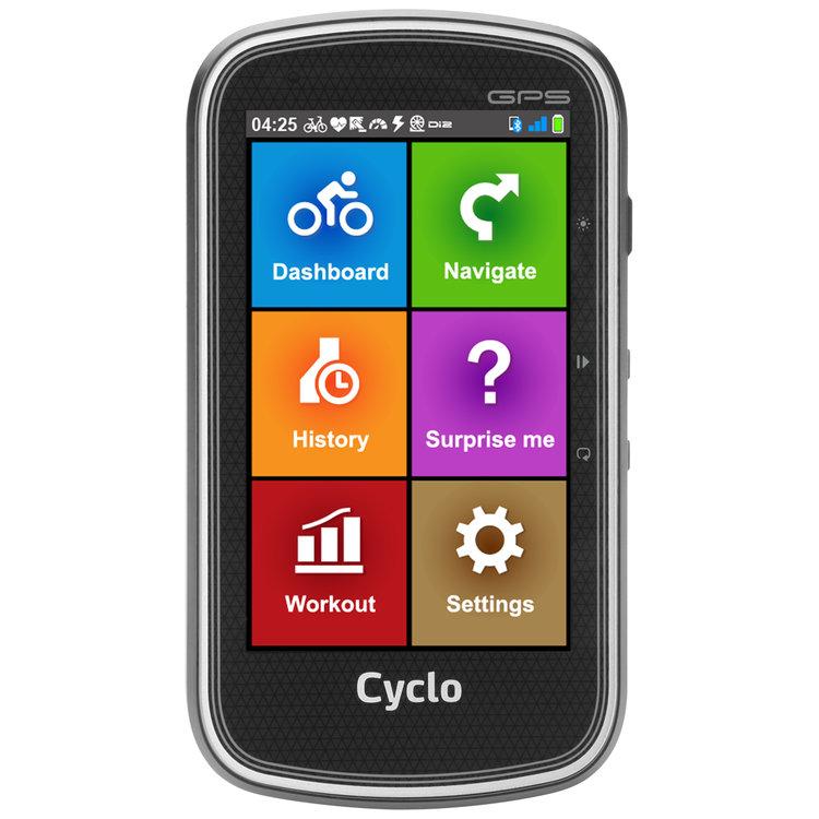 Mio Cyclo 200 europa