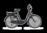 Gazelle elektrische fiets met extra lage instap