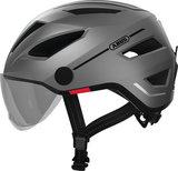 Abus 2.0 Ace speed pedelec helm mat grijs