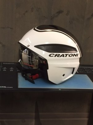 Vigor Cratoni Speedbike helm