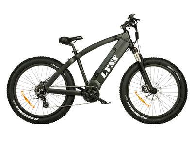 Lynx Q7 fatbike zwart
